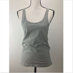 NWT Nordstrom Women's Basic Tank Top Cotton Blend